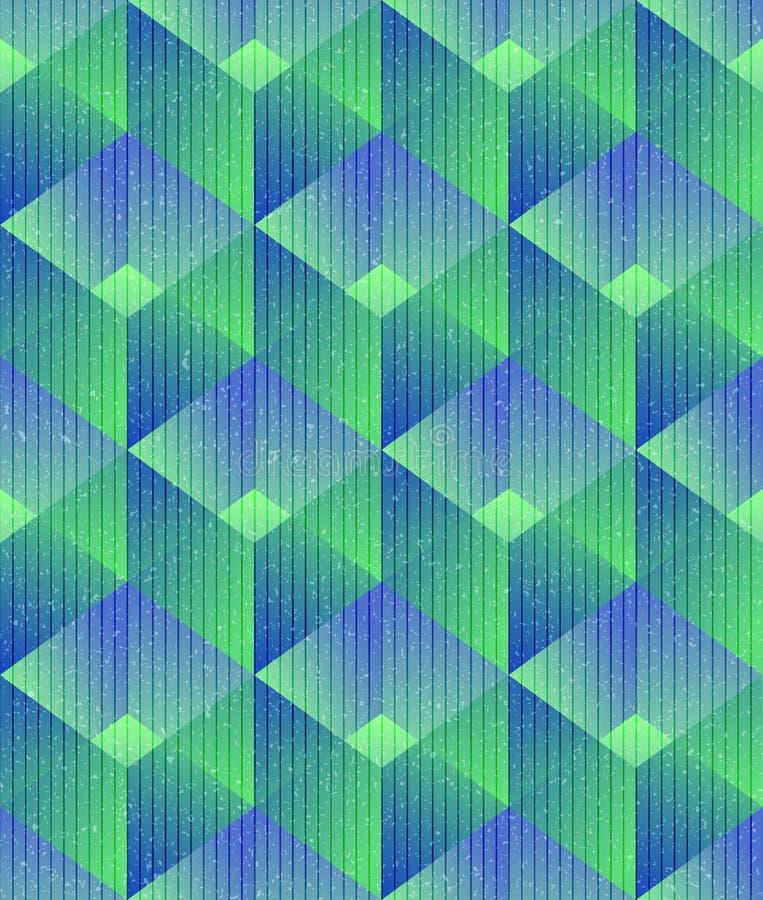 Download Seamless Modell För Tappningvektor Vektor Illustrationer - Illustration av rhombus, textur: 27285708