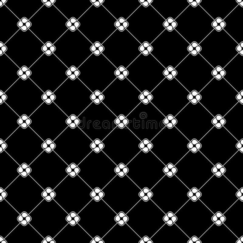 seamless modell Ovanligt galler geometrisk bakgrund arkivbilder