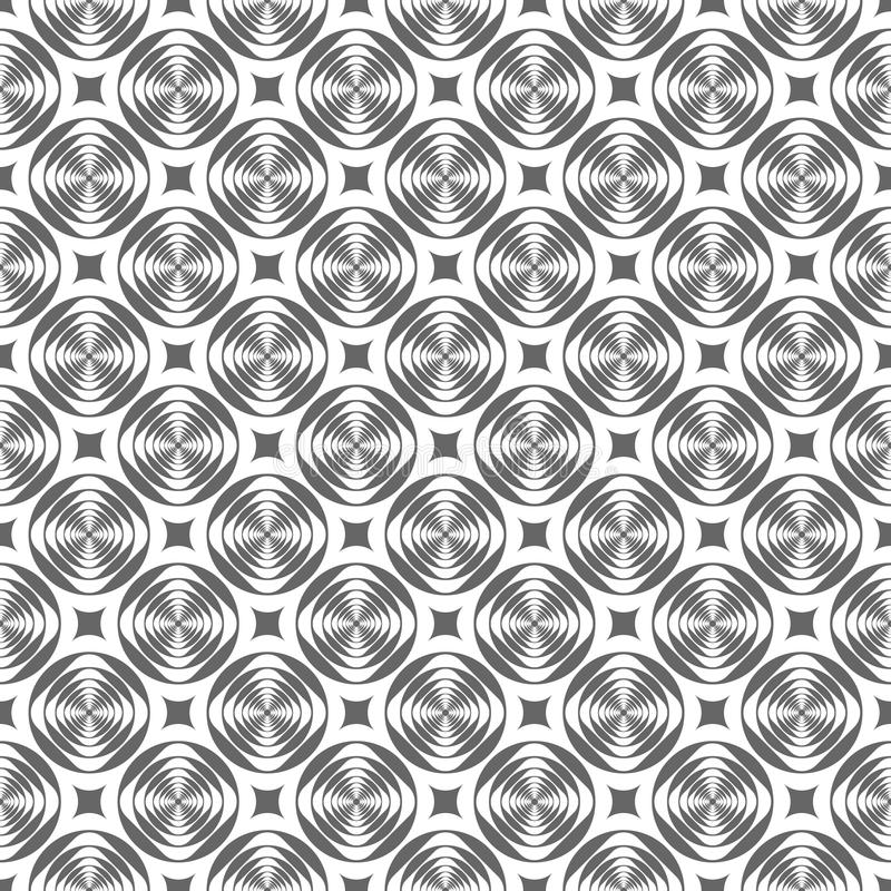 Download Seamless Modern Geometric Pattern. Stock Vector - Image: 12531131