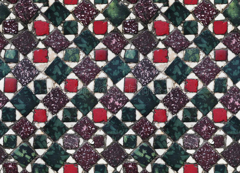 Download Seamless Mosaic Floor Royalty Free Stock Photos - Image: 21811918