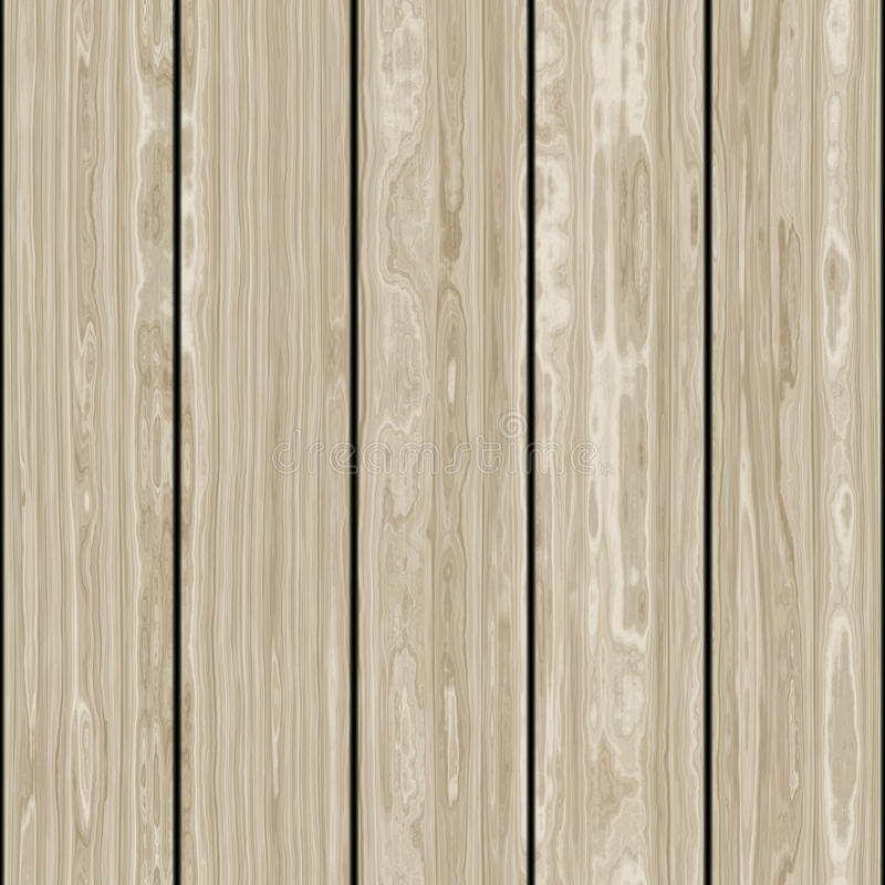 Download Seamless Natural Wood Pallet Texture Stock Illustration