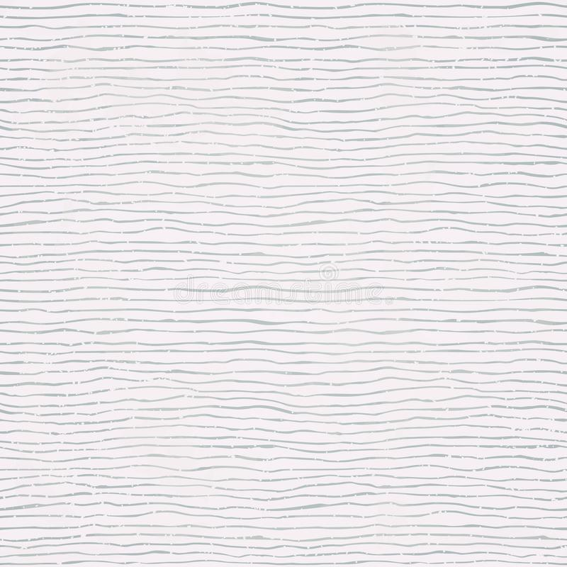 Seamless neutral background with hand drawn lines. royalty free illustration