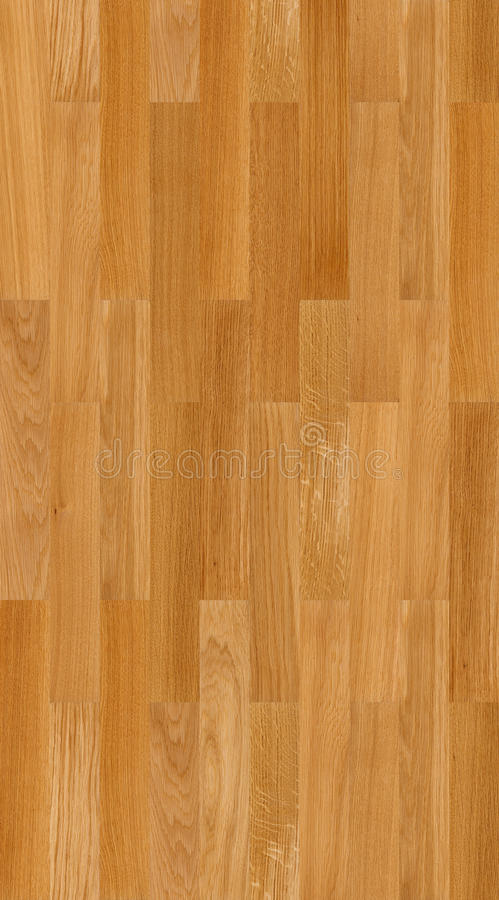 Seamless oak floor texture stock photography