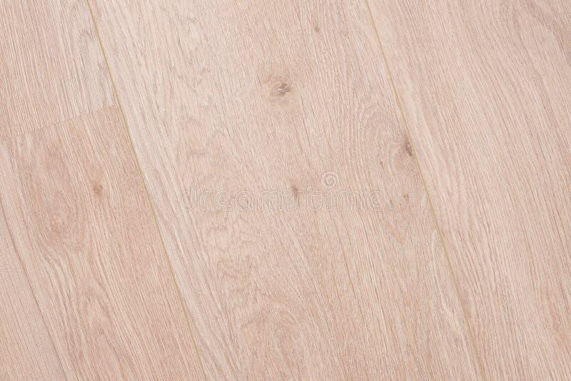 Seamless Oak laminate parquet floor royalty free stock image