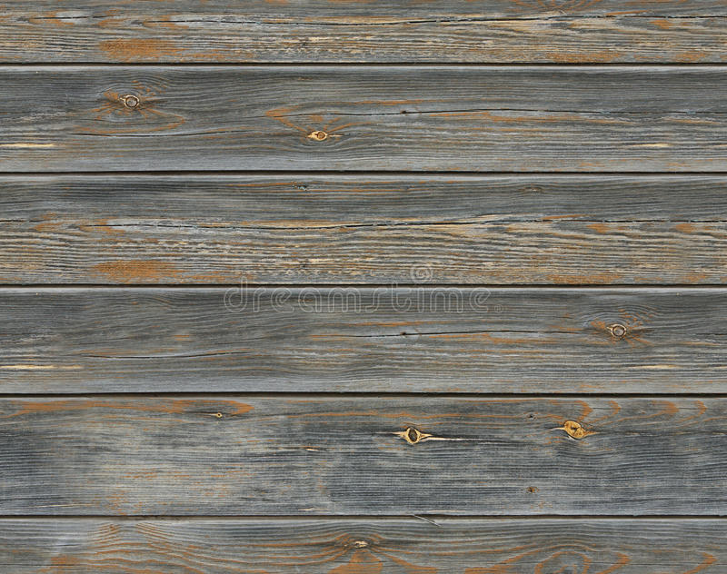 Seamless Old Wood Texture Stock Images