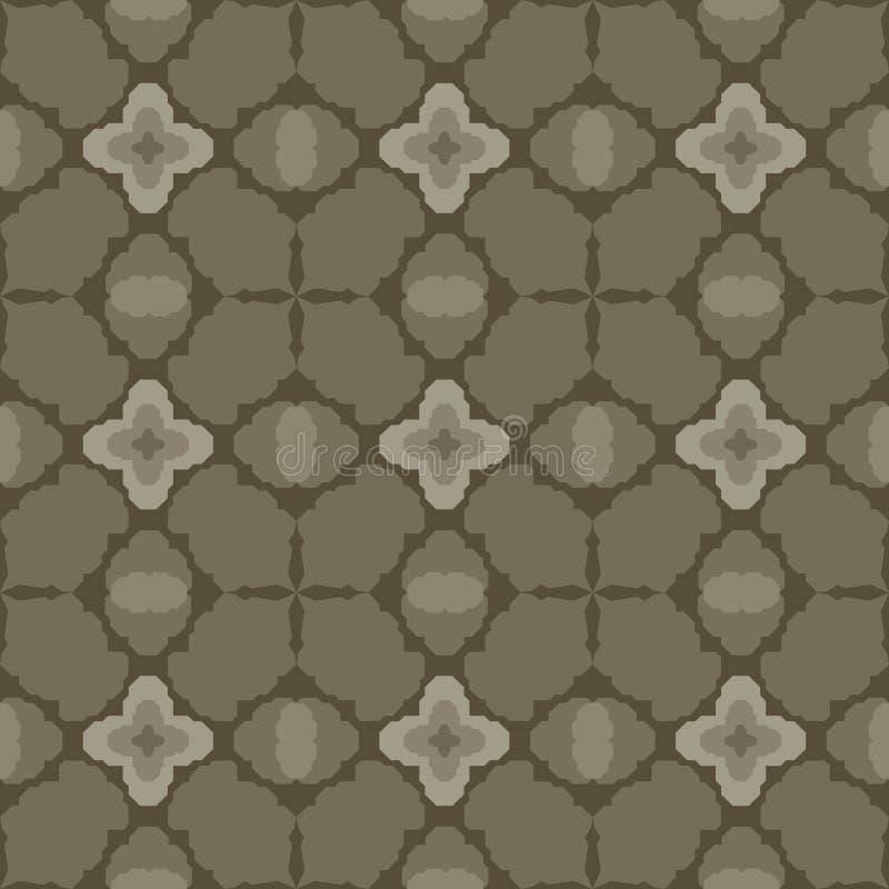 Download Seamless Olive Matrix Pattern _2 Stock Illustration - Illustration of olive, abstract: 23065752