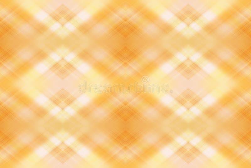 Seamless orange pattern. Beautiful seamless orange pattern for background vector illustration