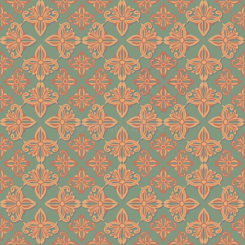 Download Seamless Original Geometric Background Stock Vector - Image: 26674884