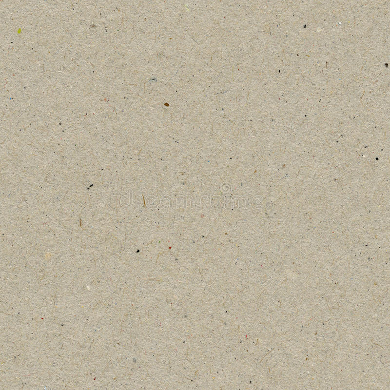 Seamless paper texture. Cardboard background stock photos