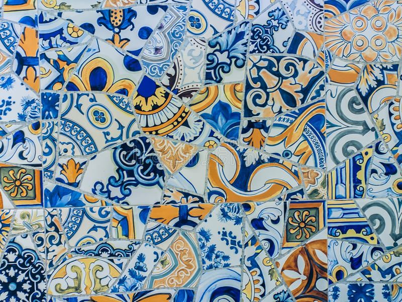 Seamless patchwork pattern. Beautiful quilt design stock photos