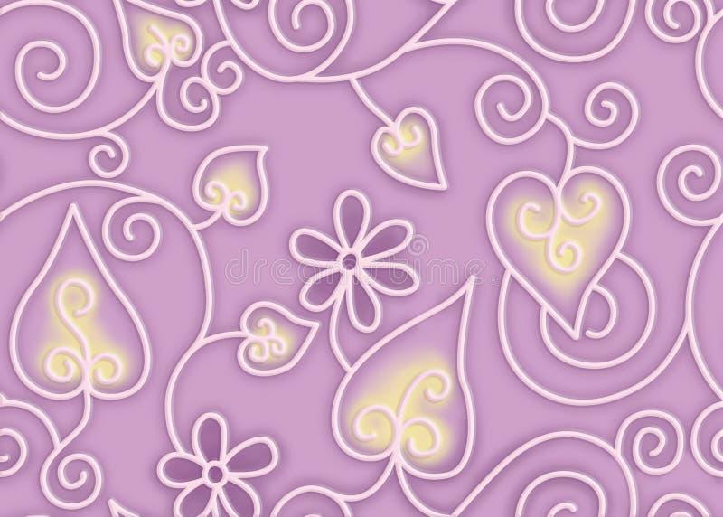 Seamless Pattern-078 Royalty Free Stock Photo