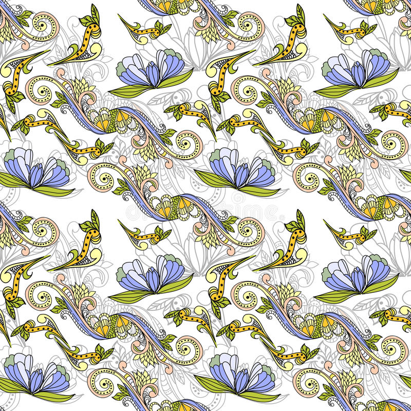 Download Seamless pattern stock vector. Illustration of illustration - 13558721
