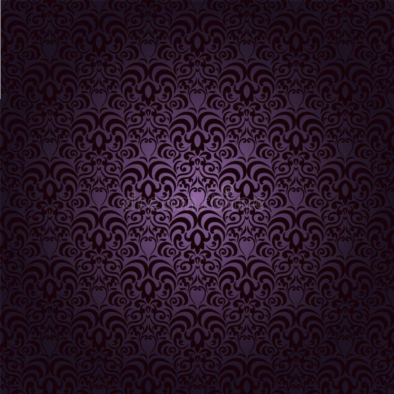 Seamless pattern stock illustration