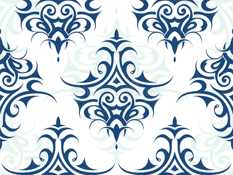 Download Seamless pattern stock vector. Illustration of background - 24687923