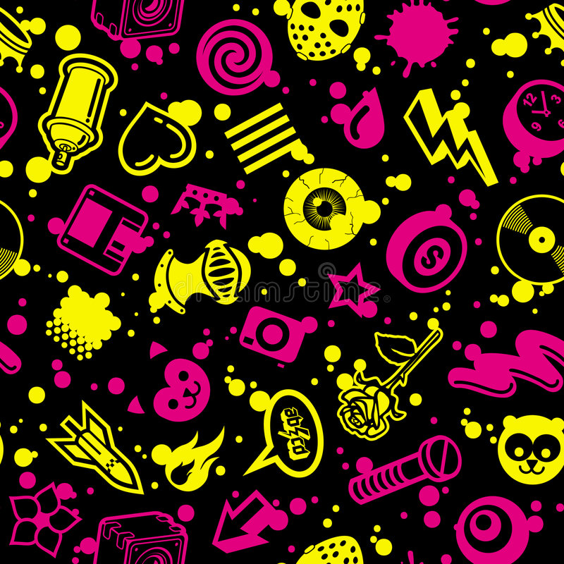 Download Seamless Pattern Stock Photo - Image: 3857390