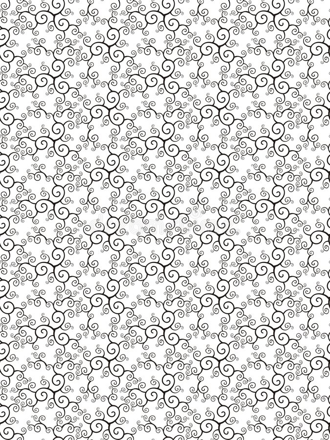 Download Seamless pattern stock vector. Image of luxurious, magnificence - 4904448