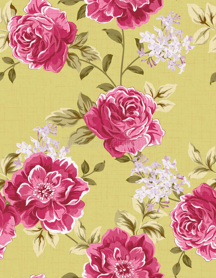Seamless pattern 703 royalty free illustration