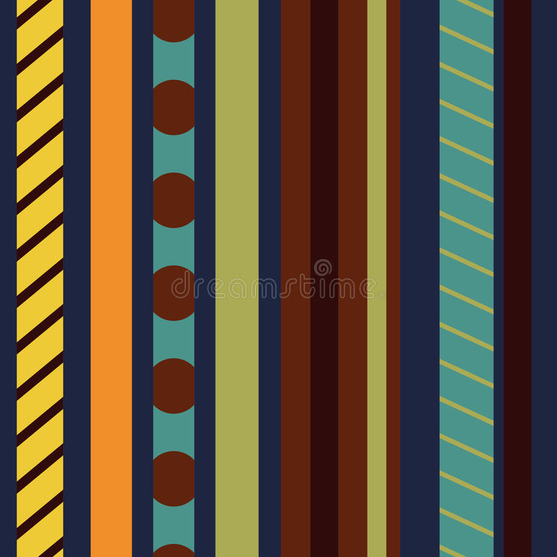 Seamless pattern background with colored vertical stripes. Seamless pattern. Abstract seamless pattern. vector illustration