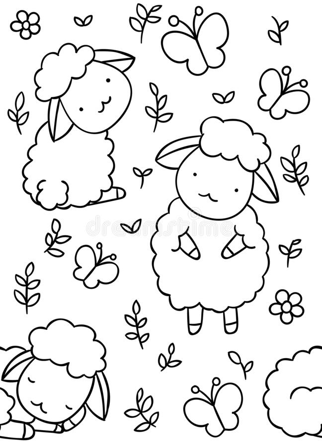 Coloring Pages and Worksheets | Ask A Biologist | 900x648