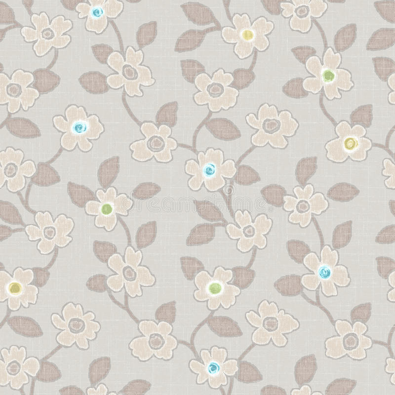 Seamless pattern 1309. Classical style pattern seamless background - For easy making seamless pattern use it for filling any contours royalty free illustration