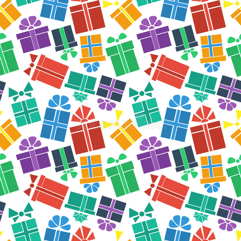 Download Seamless pattern stock illustration. Illustration of objects - 33322524
