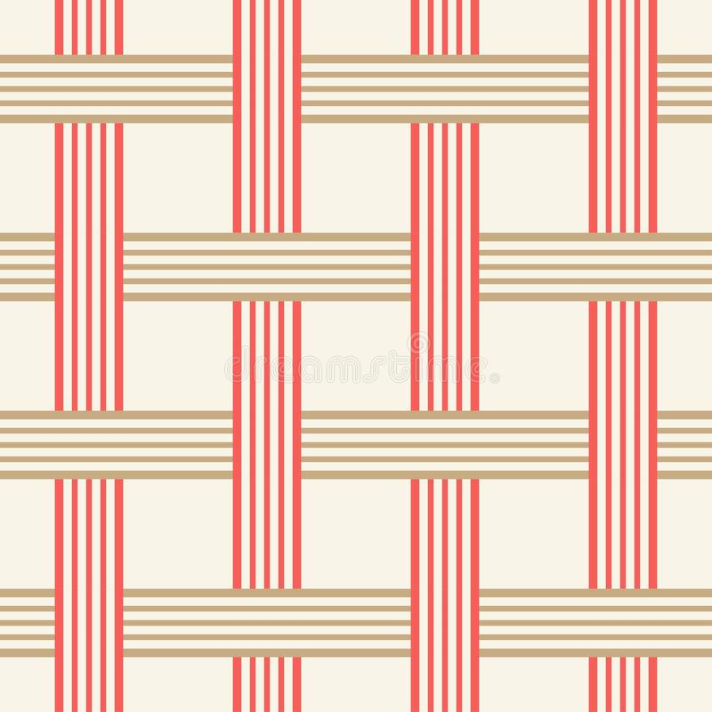 Winter holidays seamless pattern vector illustration