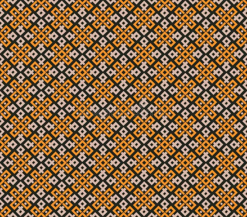 Seamless pattern decorative symmetries, ornament pattern vector illustration vector illustration