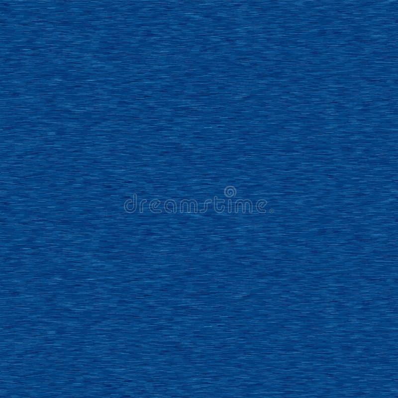 Free Seamless Pattern Dyed Tri Blend Stripes Background. Denim Indigo Blue Woven T Shirt Fabric Texture. Melange Jeans Effect Repeat Stock Photo - 168640330