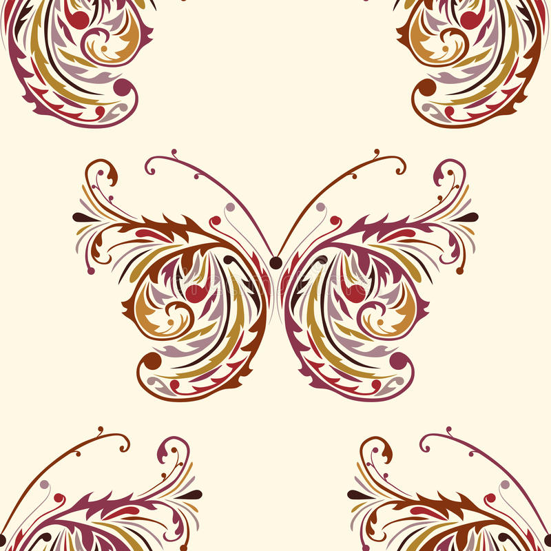 Download Seamless pattern stock vector. Image of endless, floral - 32006716