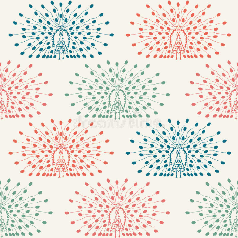 Download Seamless pattern stock vector. Image of ornate, backdrop - 32175925