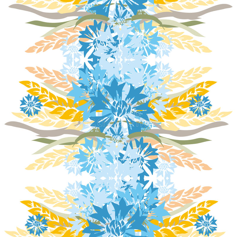 Download Seamless pattern stock vector. Image of invitation, endless - 43598645