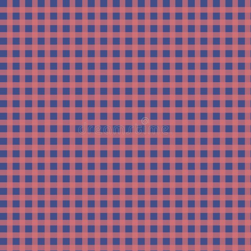Seamless pattern fabric design background texture stock illustration