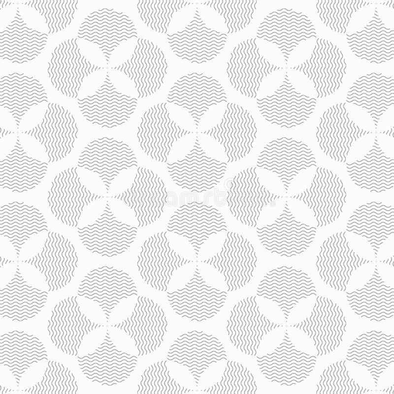 Seamless pattern. Floral stylish background. Vector repeating texture. Graphic is clean for fabric, wallpaper, printing. Pattern vector illustration