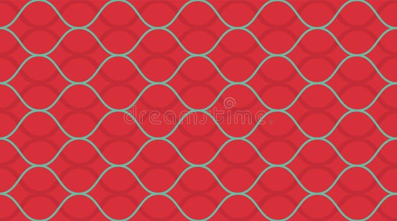 Seamless pattern geometric. Delicate beautiful ornament. Geometric fashion fabric print. Seamless vector pattern. royalty free stock photography