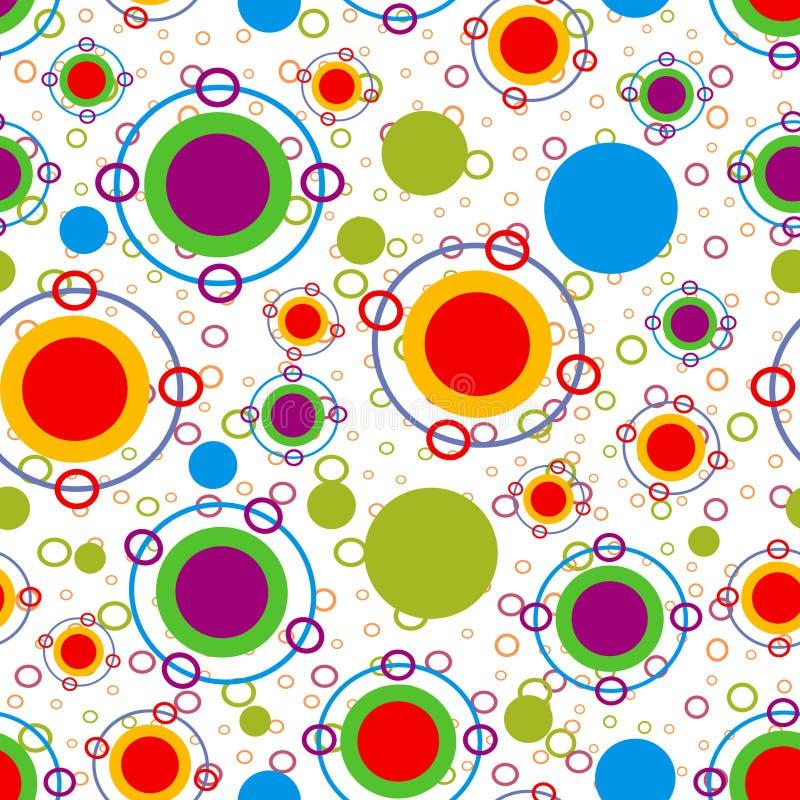 Seamless pattern. Seamless geometric pattern, technologycal design vector illustration