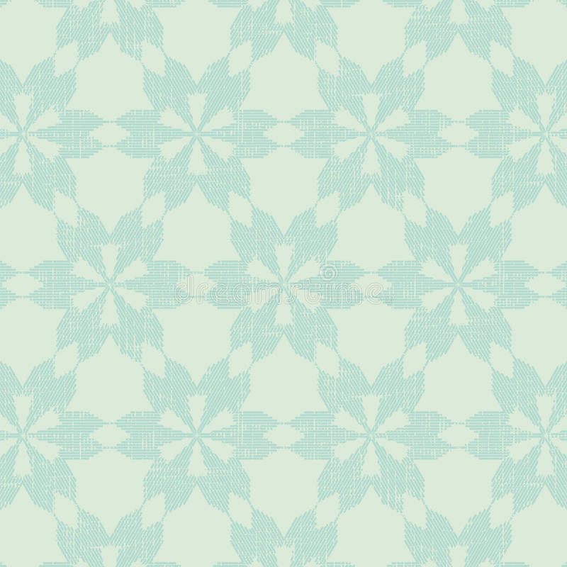 Seamless pattern with grunge in pale color. Is monochrome Illustration. May be useful for print, fabric, wrapping, packing, tapestry, craftsmanship, scrap royalty free illustration