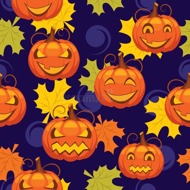 Download Seamless Pattern Of Halloween Stock Vector - Illustration: 25741003