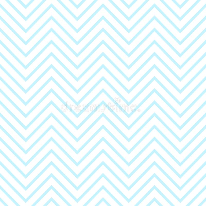 Free Seamless Pattern Of Blue Zigzag Images. Illustration For A Boy At A Baby Shower Party. Background For Greeting Or Invitation Cards Royalty Free Stock Images - 131238909