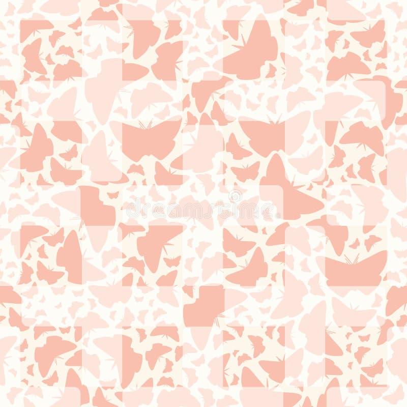 Seamless repeat pattern. Vector illustration royalty free illustration