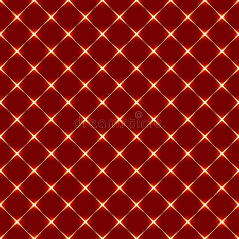 Seamless pattern with rhombuses. Vector background. royalty free illustration