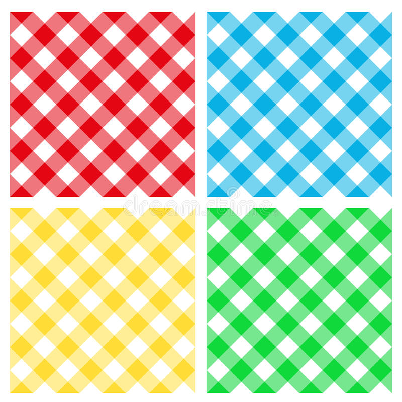 Download Seamless Pattern - Table Cloth Stock Vector - Illustration: 15718822