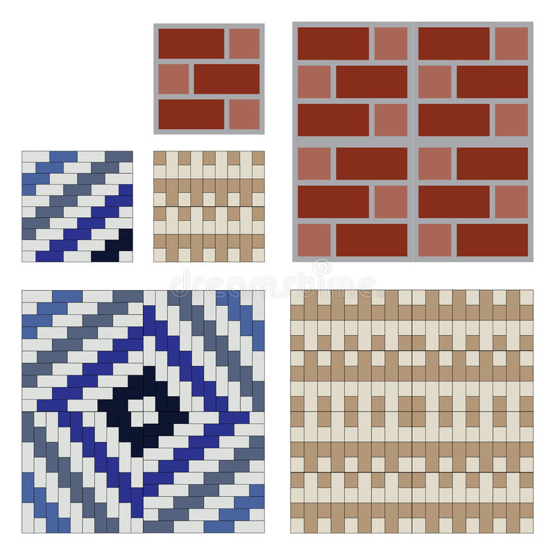 Free Seamless Pattern Tiles Brick Wall Royalty Free Stock Images - 74779289