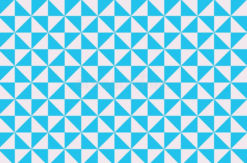 Seamless pattern with triangles background. Illustration design stock photos