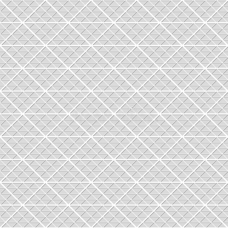 Seamless pattern of triangles. Geometric background. Wallpaper. royalty free stock images