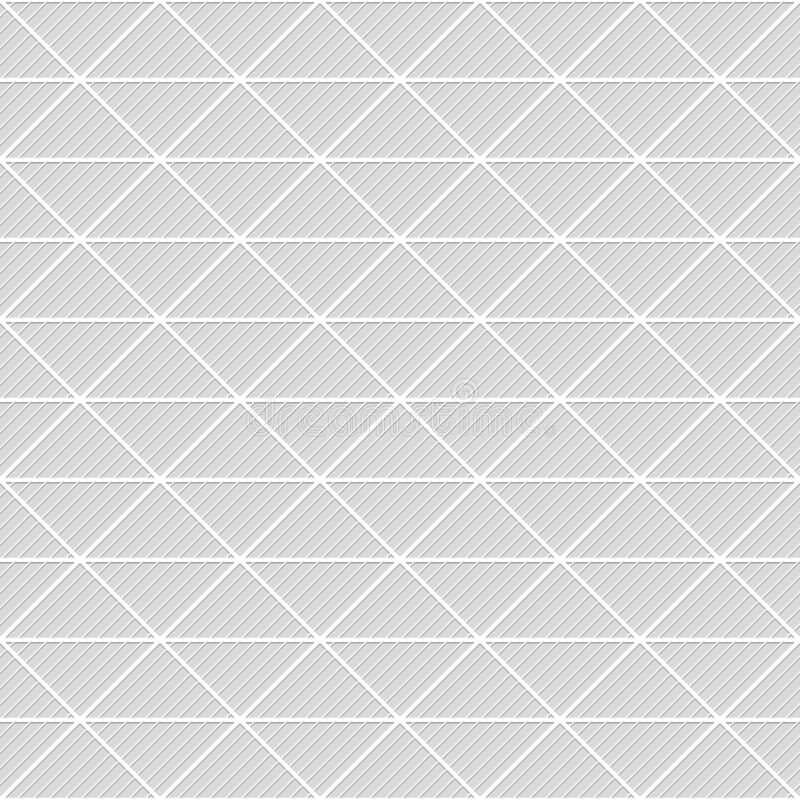 Seamless pattern of triangles. Geometric striped background. vector illustration