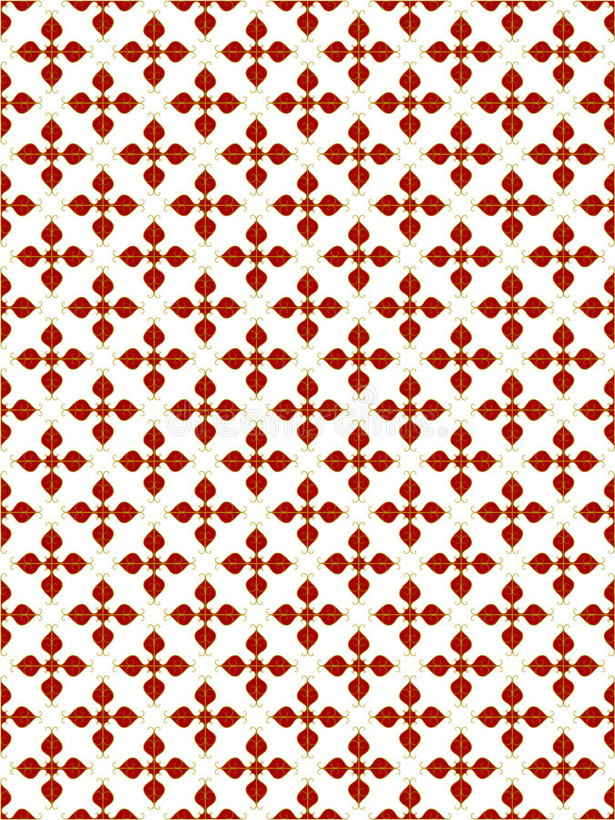 Seamless Pattern (Vector). vector illustration
