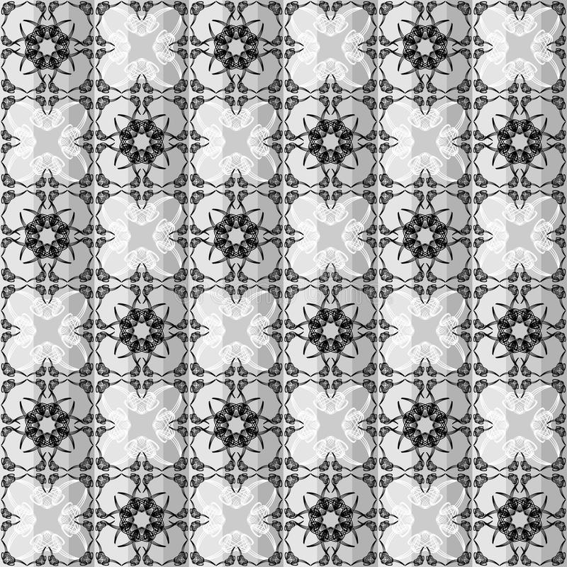 Seamless pattern, vector vector illustration