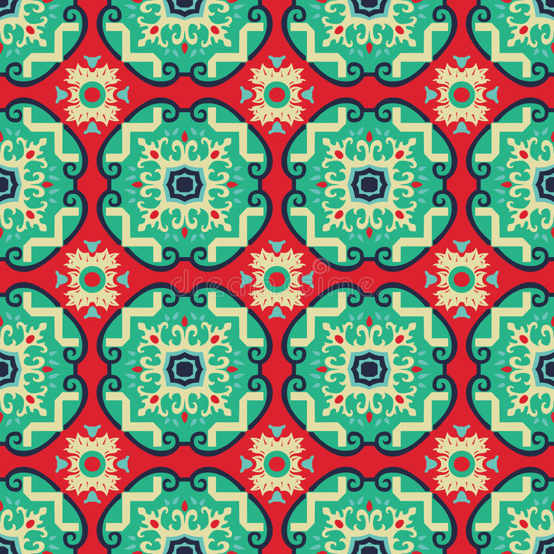 Seamless pattern royalty free illustration