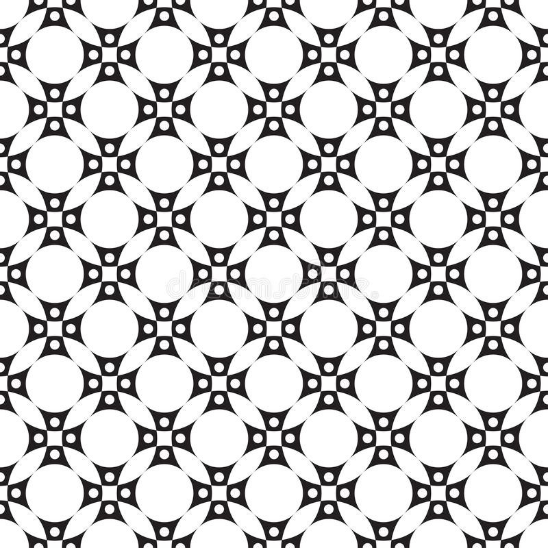 Seamless pattern vector stock image