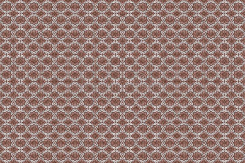 Seamless pattern. Vintage decorative elements. Hand drawn background. Islam, Arabic, Indian, ottoman motifs. Multicolored pattern stock illustration